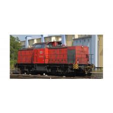 H0 Diesel Locomotive 203 DB, V, DC Dig. E