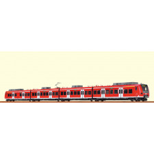 H0 Railcar 425 DB, V, DC/S