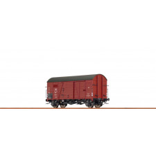 H0 Freight Car Grrhs DR Brit-US-Zone, III