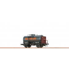 H0 Tank Car Z [P] DB, Merkur Transform.