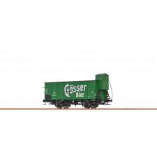 H0 Freight Car G10 BBÖ, III, Gösser