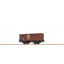 H0 Freight Car G10 KPEV, I, Erdal