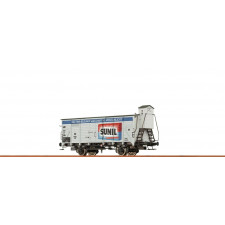 H0 Freight Car G10 DB, III, Sunil