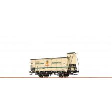H0 Freight Car G10 DB, III, Zentis
