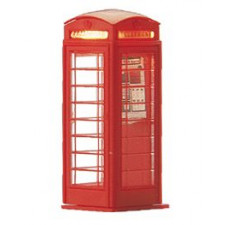H0 Englische Telefonzelle