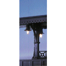 H0 Bahnsteigbeleuchtung
