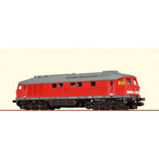 N Diesel Loco 232 DB Cargo, VI, Sound