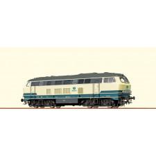 N Diesel Loco 216 DB, IV, Sound