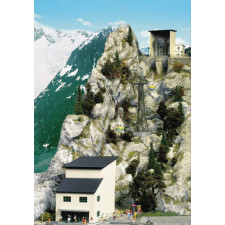 H0 Seilbahn Nebelhorn