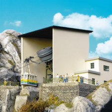 H0 Gebäudebausatz Nebelhorn
