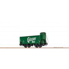 N Beer Car G10 BBÖ, III, Gösser