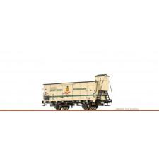 N Freight Car G10 DB, Zentis