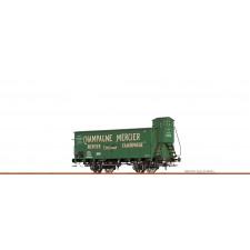 N Freight Car G10, Champagne Mercier