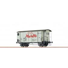 N Freight Car K2 SBB, III, Mövenpick