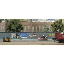 Mur en beton
