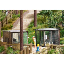 Cage pour petits animaux #