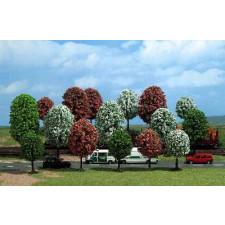 18 arbres printaniers n/tt