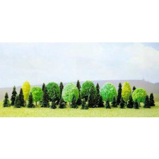 Sachet de 35 arbres assortis n