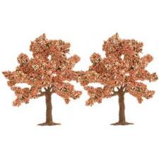 arbres fleuris n 45 mm