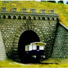 Entrée de tunnel 1 voie