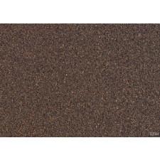 Flocage brun tourbe