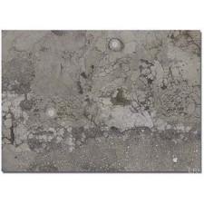 Plaque de décor asphalte
