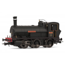 Spanish 030 steam locomotive  Baracaldos  in new livery