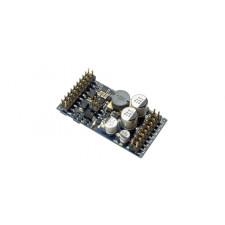 LokSound 5 L DCC/MM/SX/M4  -Leerdecoder-, Stiftleiste mit Adapter, R