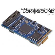 LokSound 5 DCC/MM/SX/M4 -Leerdecoder-, 21MTC , Retail, Spurw