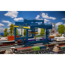 Portique conteneurs GVZ Nürnberg