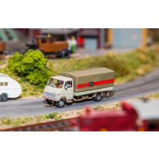 Camion plat Hanomag-Henschel DB (BREKINA)