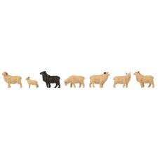 Figurine + bruitage Moutons