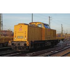 Diesellok 203 308-2, gelb