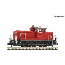 Diesellok BR 363 vk.rot