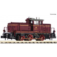Diesellok BR 260, rot DCC