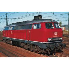 Diesellok BR 210 Gasturbine ro