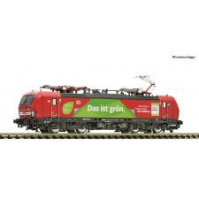"""E-Lok BR 193 """"grün"""" Snd."""