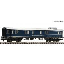 F-Zug Gepäckwagen, blau
