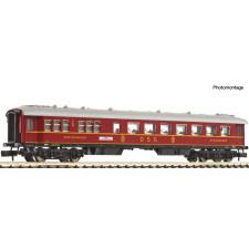 F-Zug Speisewagen, rot