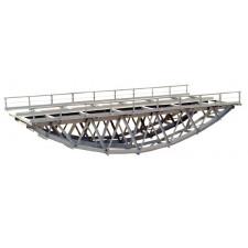 B28 - Fischbauchbrücke 29,5cm, grau