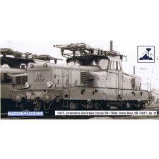 SNCF, loco BB 13000 in blue  , BB 13017, period III, with DCC-sounddec