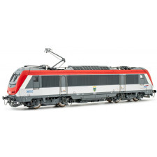 SNCF,  electric  BB 36012, red livery  Yutz , period V, with DCC sound