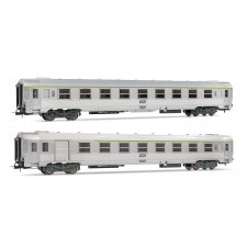Set of 1 B6 1/2 Dtj + 1 B8 1/2tj period IVb coaches