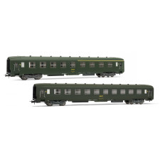 Set of 1 A4C4B5C5 + 1 B10C10 period IVa coaches