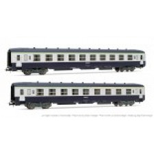 Set of 1 A4C4B5C5 + 1 B10C10 period IV b coaches