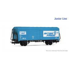 Wagon réfrigéré Interfrigo, livrée Bleue #