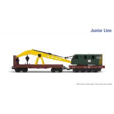 Grue ferroviaire