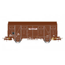SNCF, 2-axle covered wagon Gss 4.01  Bagages Express , period IV