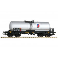 SNCF, 4-axle tank wagon,  ELF  livery