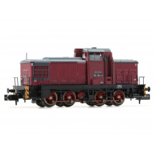 Diesel shunting  locomotive,class V60D, DR, Ep IV